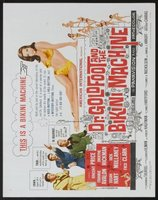 Dr. Goldfoot and the Bikini Machine movie poster (1965) picture MOV_cf894572