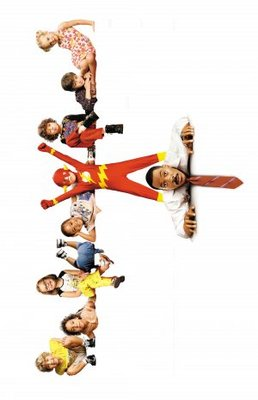 Daddy Day Care movie poster (2003) poster MOV_cf9303e4