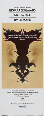 Ansikte mot ansikte movie poster (1976) poster MOV_cf95b1b2