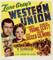 Western Union movie poster (1941) picture MOV_cf9668b6