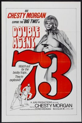Double Agent 73 movie poster (1974) poster MOV_cf96d0d3