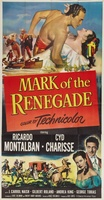 The Mark of the Renegade movie poster (1951) picture MOV_cf9784d3