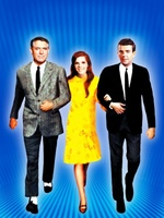 Walk Don't Run movie poster (1966) picture MOV_cf97bdc3