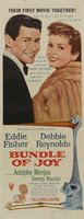 Bundle of Joy movie poster (1956) picture MOV_cf9ab8b3