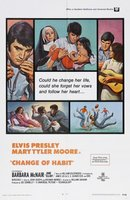 Change of Habit movie poster (1969) picture MOV_cf9ad161