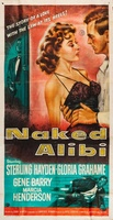 Naked Alibi movie poster (1954) picture MOV_cf9e03fd