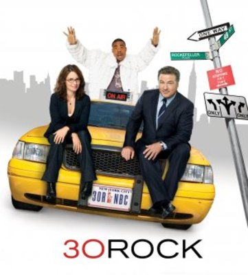 30 Rock movie poster (2006) poster MOV_cfa3d861