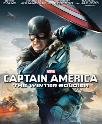 Captain America: The Winter Soldier movie poster (2014) poster MOV_cfa70960