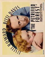 The Petrified Forest movie poster (1936) picture MOV_cfb4068c