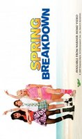 Spring Breakdown movie poster (2009) picture MOV_cfb89902