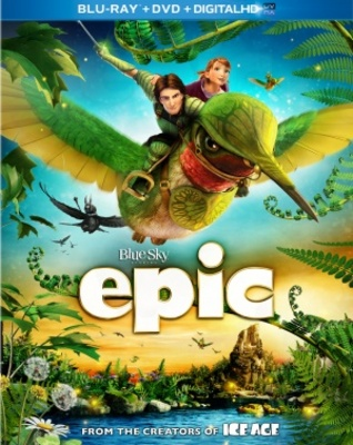 Epic movie poster (2013) poster MOV_cfb9b192