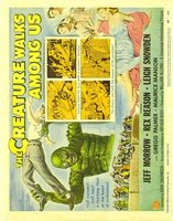 The Creature Walks Among Us movie poster (1956) picture MOV_cfbcd974
