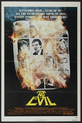 Fear No Evil movie poster (1981) poster MOV_cfbf094f