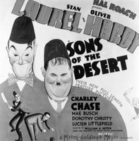 Sons of the Desert movie poster (1933) picture MOV_cfc00581