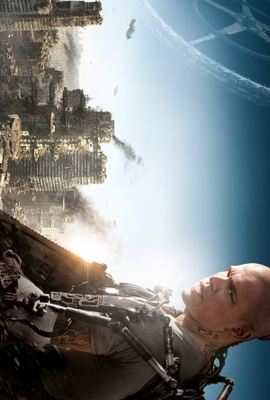 Elysium movie poster (2013) poster MOV_cfc12f5c