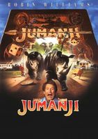 Jumanji movie poster (1995) picture MOV_cfc2e6ef