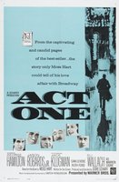 Act One movie poster (1963) picture MOV_cfc5f8ce