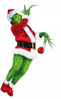 How the Grinch Stole Christmas movie poster (2000) picture MOV_cfc92b4b