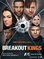 Breakout Kings movie poster (2011) picture MOV_cfcb72a9