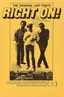 Right on! movie poster (1970) picture MOV_cfcec69f