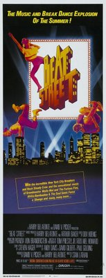 Beat Street movie poster (1984) poster MOV_cfcfb4c6