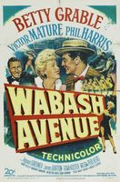 Wabash Avenue movie poster (1950) picture MOV_cfd1904a
