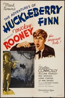 The Adventures of Huckleberry Finn movie poster (1939) picture MOV_cfd3f8c2