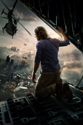 World War Z movie poster (2013) poster MOV_cfd4a5cf