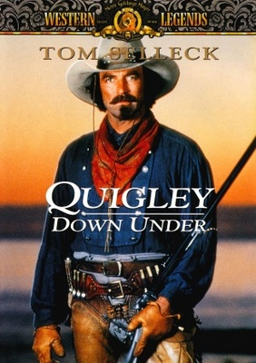 Quigley Down Under movie poster (1990) poster MOV_cfd94af6