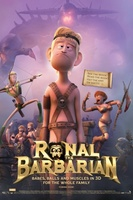 Ronal Barbaren movie poster (2011) picture MOV_cfd9c5f7
