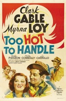 Too Hot to Handle movie poster (1938) picture MOV_cfde0892