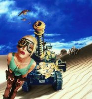 Tank Girl movie poster (1995) picture MOV_cfdf0d7d