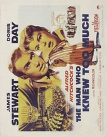 The Man Who Knew Too Much movie poster (1956) picture MOV_cfe053b7