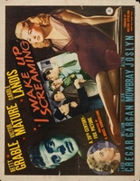 I Wake Up Screaming movie poster (1941) picture MOV_cfe075c7