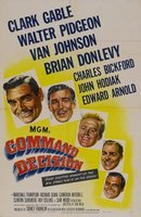 Command Decision movie poster (1948) picture MOV_cfe1a5b2