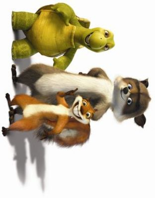 Over The Hedge movie poster (2006) poster MOV_cfe95ffd