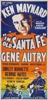 In Old Santa Fe movie poster (1934) picture MOV_cfecd581