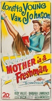 Mother Is a Freshman movie poster (1949) picture MOV_cfed9b42