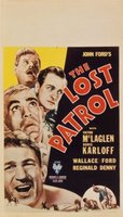 The Lost Patrol movie poster (1934) picture MOV_cff88f19