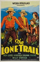The Lone Trail movie poster (1932) picture MOV_cff8e58f