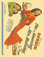The Amazing Mrs. Holliday movie poster (1943) picture MOV_cffc329a