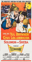 Solomon and Sheba movie poster (1959) picture MOV_ch0sttk9