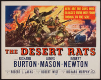The Desert Rats movie poster (1953) picture MOV_cvy678ib