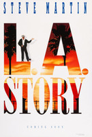L.A. Story movie poster (1991) picture MOV_cy7105tp