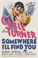 Somewhere I'll Find You movie poster (1942) picture MOV_d0011fbf