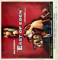 East of Eden movie poster (1955) picture MOV_d001760f