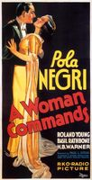 A Woman Commands movie poster (1932) picture MOV_d0026813