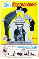The Ugly Dachshund movie poster (1966) picture MOV_d0034586