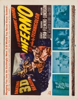 Inferno movie poster (1953) picture MOV_ac834808
