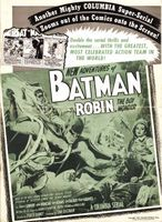 Batman and Robin movie poster (1949) picture MOV_d0114899